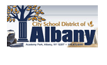 Logo for Albany SD