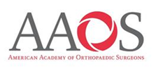 Logo for AAOS